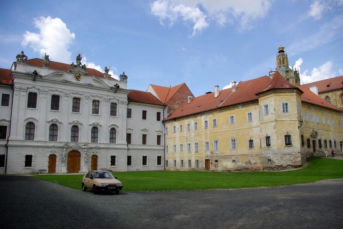 Klasztor Kladruby, Czechy