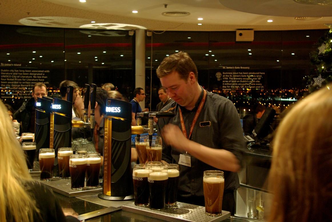 Browar Guinness, Dublin