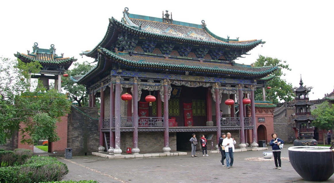 Świątynia, Pingyao