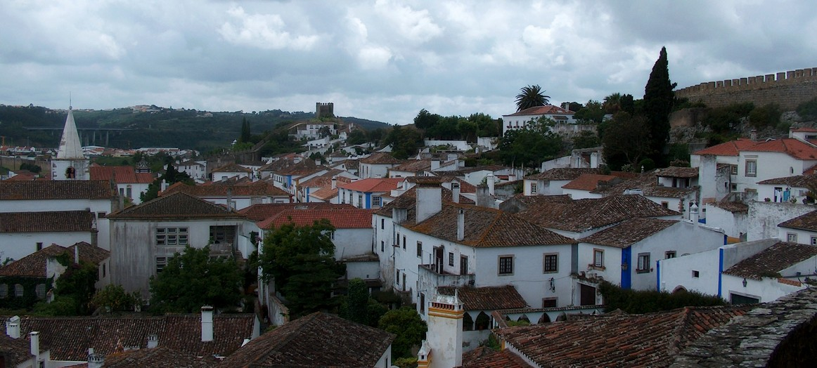 Obidos, Portugalia