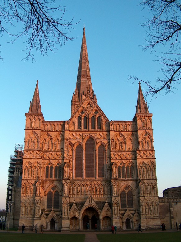 Katedra pw. Najświętszej Maryji Panny, Salisbury