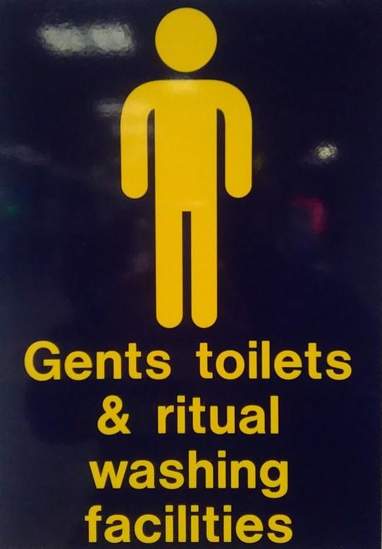 Toaleta Manchester