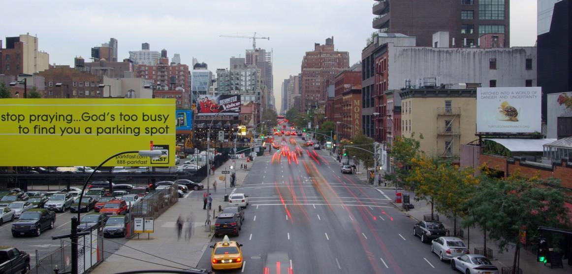 High Line, Nowy Jork
