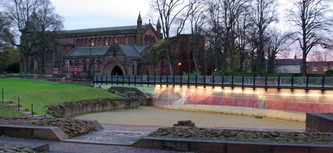 Amfiteatr, Chester