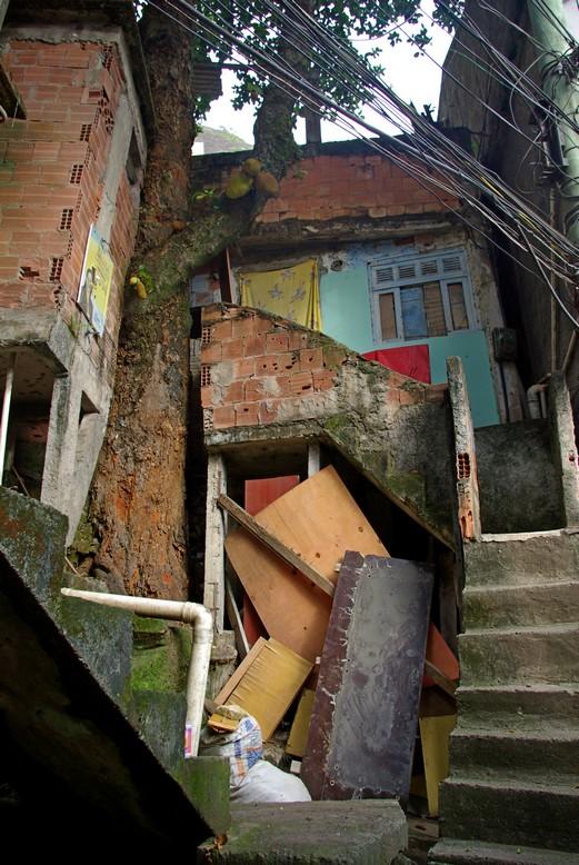 Favela Rosinha, Rio de Janeiro