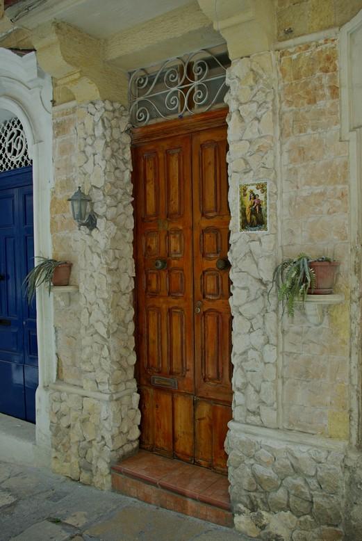 Drzwi wejściowe, Malta