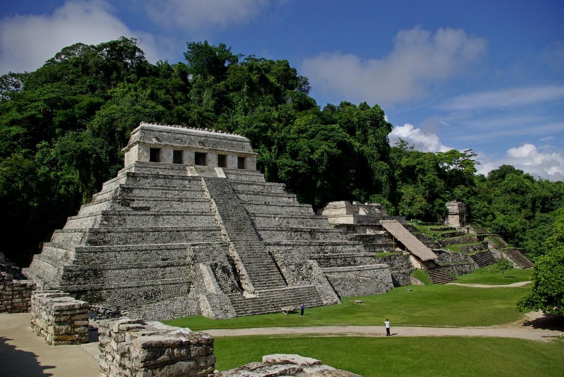 Świątynia Inskrypcji, Palenque, Meksyk