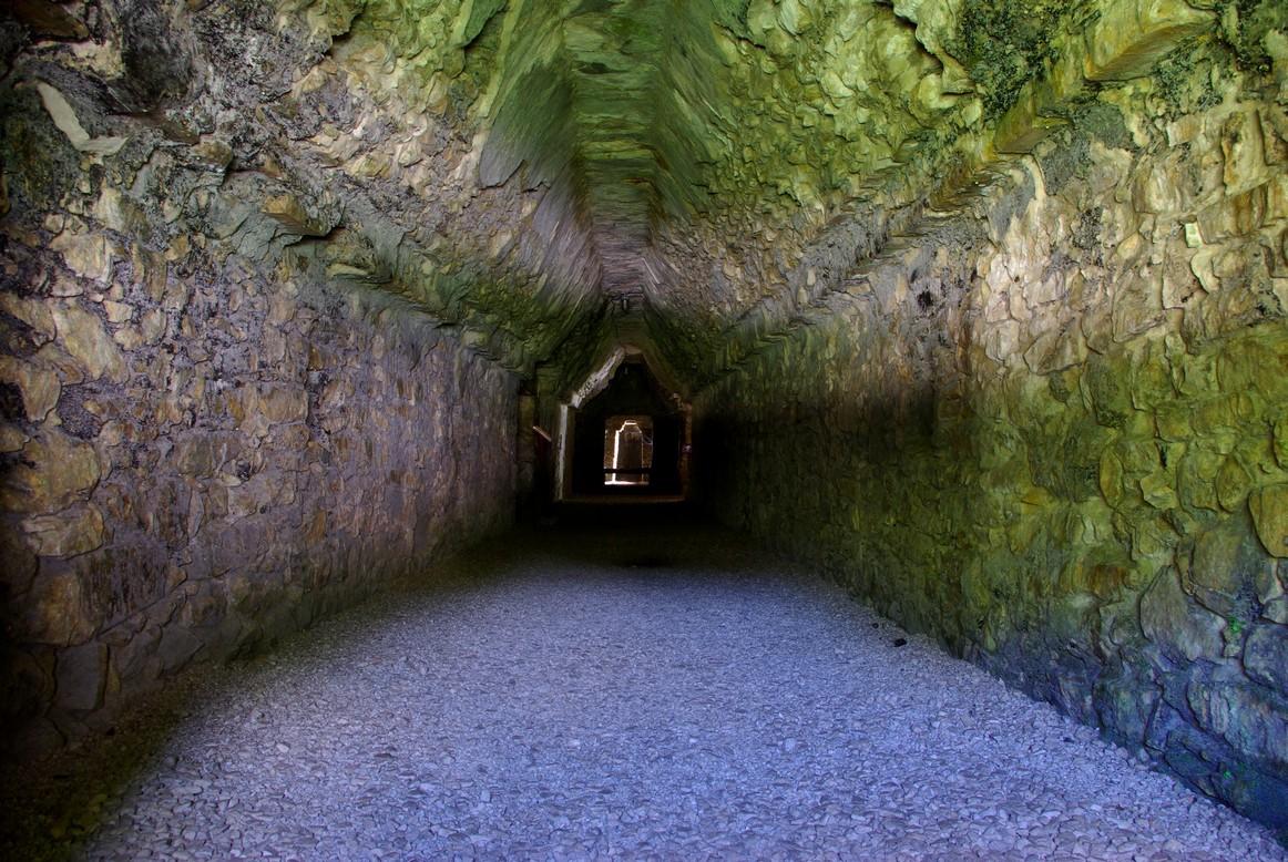 Podziemia Pałacu, Palenque, Meksyk
