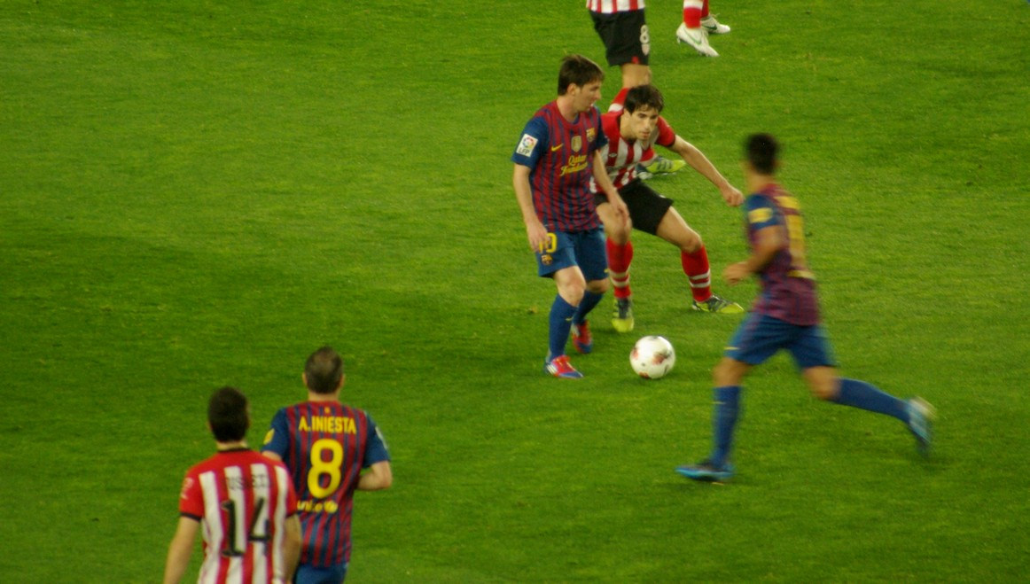 mecz FC Barcelona - Athletic Bilbao