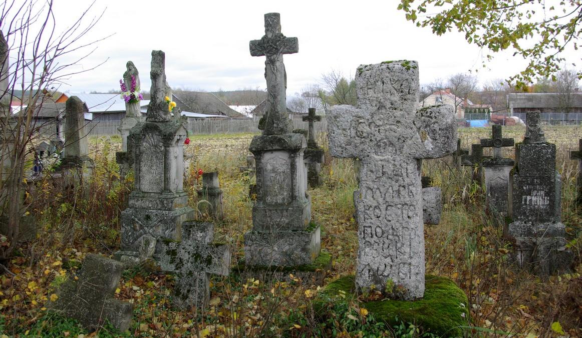 Nowe Brusno, cmentarz