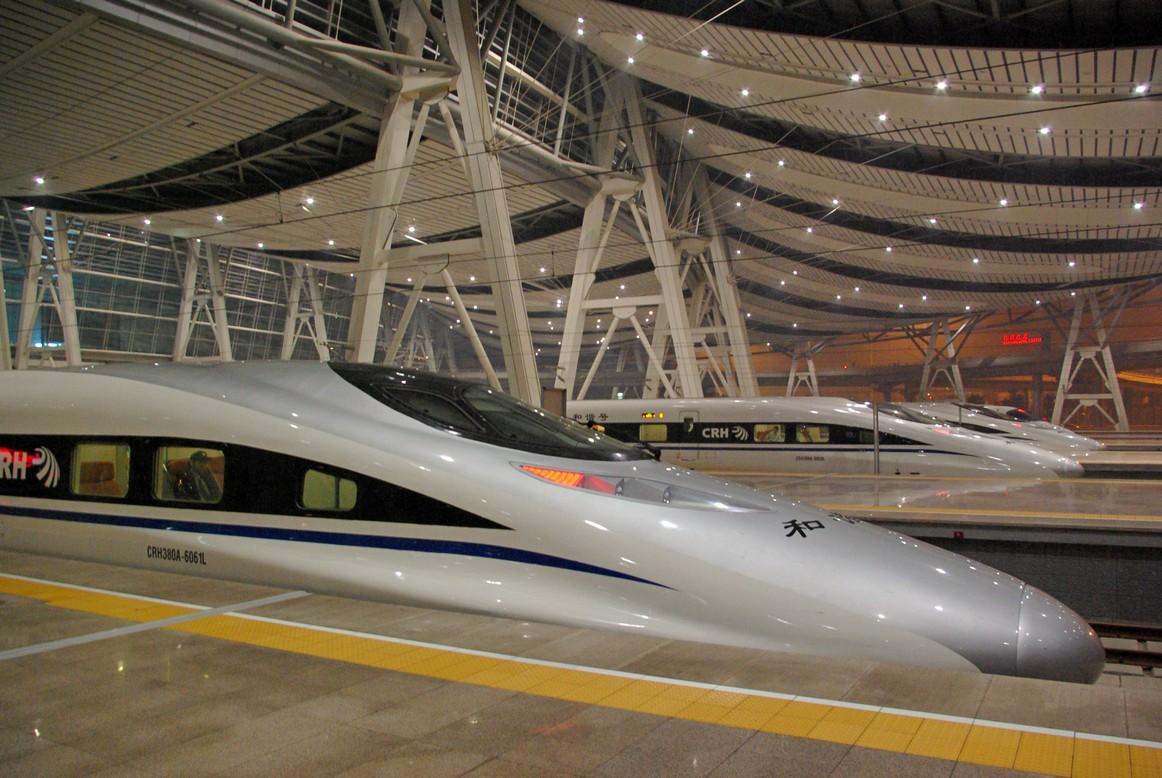 Lokomotywa szybkiego pociągu, Pekin